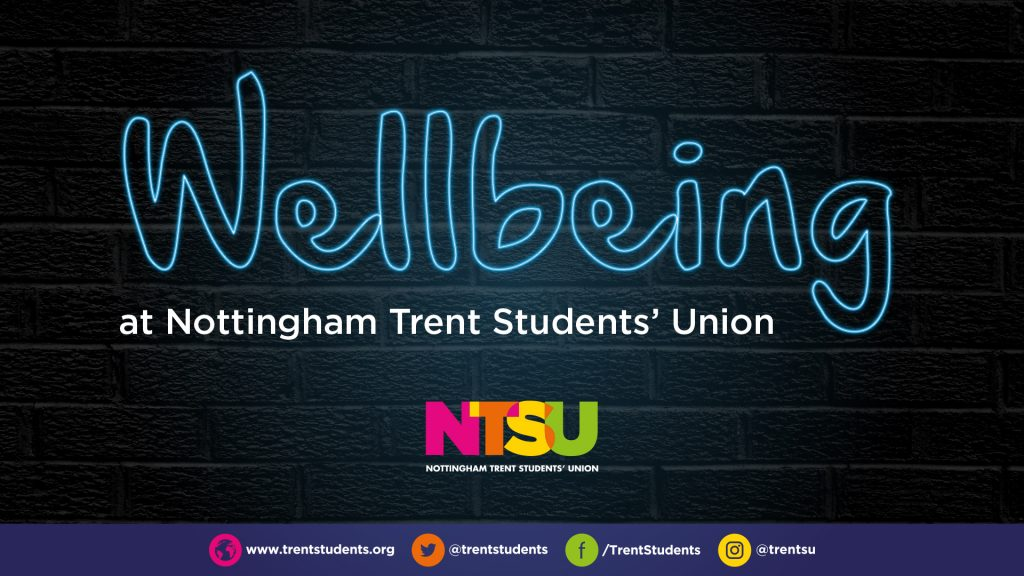 Wellbeing Nottingham Trent Students' Union